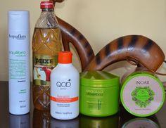 Cabelo, cabeleira, cabeluda, descabelada! Reconstrução Ácida com Vinagre de Maçã