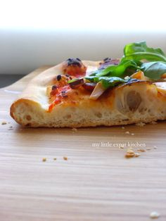 Homemade Pizza Dough by My Little Expat Kitchen Kitchen In, Dough Recipe, Pizza Dough, Yummy Eats, Pizza Recipes, Main Dishes, Sandwiches, Sweet Treats, Homemade