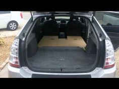 ▶ 2. Prius camping bed rig and storage - YouTube