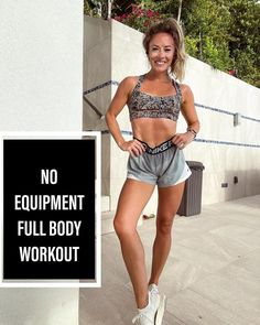 """MADELINE CUSTER on Instagram: """"💦Let's Sweat 🤜🏽🤛🏽 this workout requires no equipment at all— . Perfect vacation workout that just takes a willingness to start and…"""" Vacation Workout, Take That, Let It Be, Tabata, Bikinis, Swimwear, Instagram, Bathing Suits, Swimsuits"""