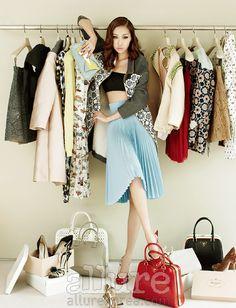 봄/여름을 여는 여덟 개의 매력적인 옷차림 - allurekorea.com