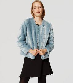 Primary Image of Plush Jacket