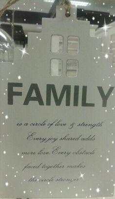 Familie. De basis van je bestaan.
