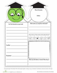 Grade Back To School Worksheets & Free Printables Back To School Worksheets, Reading Worksheets, Reading Activities, Cool Bookmarks, Seasons Worksheets, Free Printable Worksheets, Free Printables, Classroom Inspiration, Classroom Ideas
