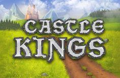 Castle Kings Game by Anastasia Lebedeva, via Behance