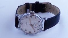 POBEDA, Soviet wrist watch, made in USSR (1952)