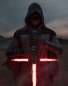 Star Wars - Kylo Ren by Jamga *