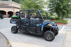 New 2016 Polaris RANGER Crew XP 900-6 EPS Velocity Blue ATVs For Sale in Georgia. 2016 Polaris RANGER Crew XP 900-6 EPS Velocity Blue, 2016 Polaris® RANGER Crew® XP 900-6 EPS Black Pearl Features may include: Hardest Working Features The ProStar® Engine Advantage The RANGER CREW® 900 ProStar® engine is purpose built, tuned and designed alongside the vehicle resulting in an optimal balance of smooth and reliable power. The ProStar® 900 engine was developed with the ultimate combination…