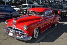 1950 Pontiac Silverstreak 8