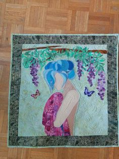 Finding myself as an artist: Finished Quilt 2015