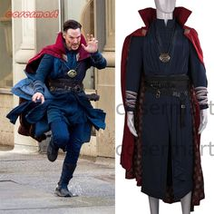 2016 Marvel Movie Doctor Strange Costume