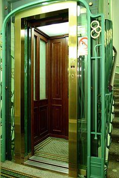 Beautiful Elevator.