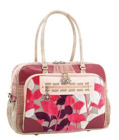 Spencer and Rutherford - Handbags - Baby Bag - Jaime - Cherry Blossom