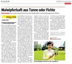 Maiwipfersaft aus Tanne oder Fichte - 2014 05 18 - Kurier Words, Running Away, Cough Remedies, Health And Fitness, Tips, Horse