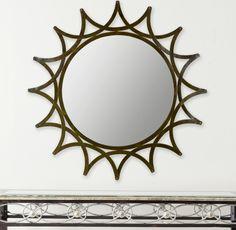 Safavieh New Mayan Star Mirror