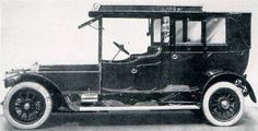 1911 Landaulette by Thorn (chassis 1542) J.E. Anderton