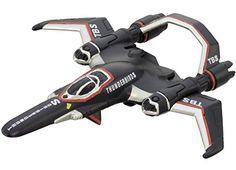 Thunderbirds Are Go Die-Cast vehículo - Gift Set A - Thunderbirds Vehículos Spaceship Art, Spaceship Design, Arte Sci Fi, Sci Fi Art, Space Fighter, Fighter Jets, Stargate, Nave Star Wars, Chihiro Y Haku