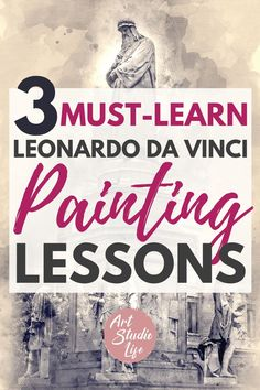 What great lessons to learn in the use of light from Leonardo Da Vinci painting techniques!! Any chance to garner painting tips from Da Vinci studies is worthwhile! How To Start Painting, Oil Painting For Beginners, Oil Painting Techniques, Painting Lessons, Learn To Paint, Painting Tips, Art Techniques, Art Lessons, Easy Canvas Art