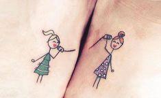 Doppelt ist besser: Die süßesten Partner-Tattoos