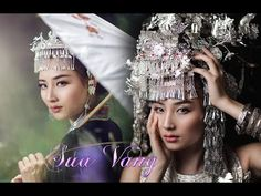 Model: Sua Vang Outfits designed by KeriImage Music Instrument Cover By: Tswb N Thoj (Under The MoonLight) (Hulusi) Spiritual Music, Moonlight, Spirituality, Youtube, Model, Beautiful, Scale Model, Spiritual