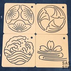Hand Embroidery Patterns, Textile Patterns, Embroidery Designs, Embroidery Thread, Paper Patterns, Embroidery Supplies, Floral Patterns, Shashiko Embroidery, Quilting Stencils