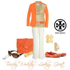 Tuesday Workday - Looking Great!, created by decoratorlady on Polyvore
