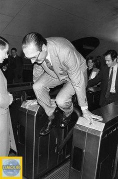 #yometiroalmonte: El #yonopago de Jacques Chirac