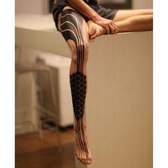 2017 trend Geometric Tattoo - 2Spirit Tattoo | Geometric Tattoos: Blackwork & Dotwork