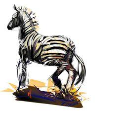 Zebra by *LimKis