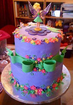 Fairy cake idea