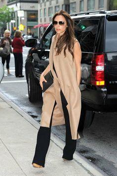Victoria Beckham zeigt den Oversize-Trend