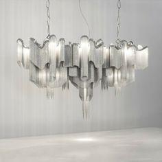 Terzani Stream Long Suspension Light on shopstyle.com.au