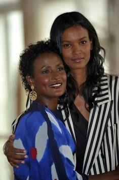 Liya Kebede and Waris Dirie Photos - Zimbio