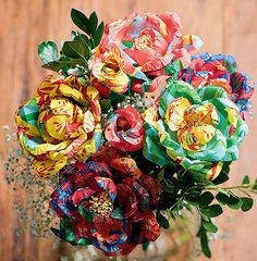 Flores de chita (Foto: Iara Venanzi/Casa e Jardim)