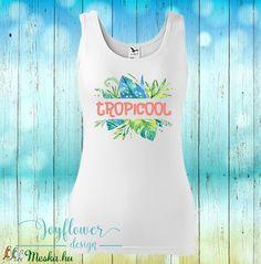 divatos fazonú feliratos női trikó vízfesték hatású grafikával gyönyörű nyárias színekben Spandex, Tank Tops, Women, Fashion, Moda, Halter Tops, Fashion Styles, Fashion Illustrations, Woman