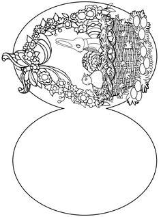Húsvéti kézműves ötletek - kossuthsuli.lapunk.hu Easter Activities, Spring Activities, Beatrix Potter, Hand Quilting, Spring Crafts, Doodle Art, Card Templates, Special Day, Easter Eggs