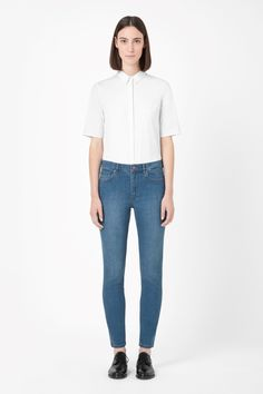 COS | Slim Fit Cropped Jeans