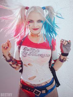 Suicide Squad - Harley Quinn -01- by beethy.deviantart.com on @DeviantArt - More at https://pinterest.com/supergirlsart #cosplay