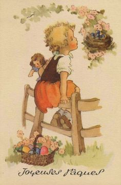 Magical Vintage de Johanne L: Illustrations anciennes