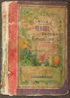 lenguaje-de-las-flores-y-las-frutas-florencio // Barcelona, 1882