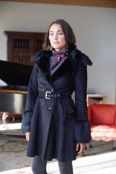 Reversible Luxe Coat | ITALY Magazine