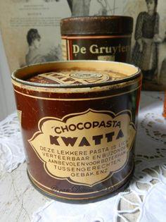 Kwatta Chocoladepasta.