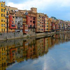 Girona reflections
