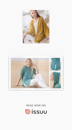 Welcome to the Spring Breeze Collection, a sensational lookbook of contemporary crochet pattern designs created by Annie's, a leading special-interest publisher in the craft and yarn markets. Lead Designer Lena Skvagerson draws inspiration from her Scandinavian roots and 25+ years of experience in the European yarn markets. With an intuitive sense of color, stitch pattern and on-trend design, she collaborated with a group of eminent designers to create the Spring Breeze Collection. The…