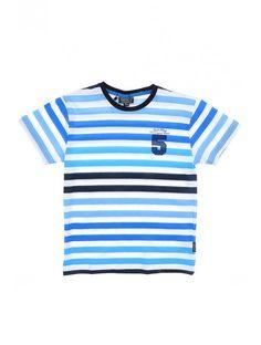 Detské tričko Original 5 - Detské tričká s krátkym rukávom - Detské tričká - Detské oblečenie - JUSTPLAY Blue, Tops, Women, Fashion, Moda, Fashion Styles, Fashion Illustrations, Woman