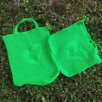 TraumHäklerin: Eine Handvoll Taschen Baby Shoes, Kids, Clothes, Fashion, Wrapping Gifts, Stocking Stuffers, Bags, Young Children, Outfits