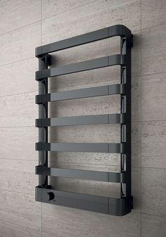 Decorative Radiators, Bathroom Radiators, Micro Apartment, Downstairs Toilet, Towel Warmer, Radiant Heat, Ladder Bookcase, Window Design, Unique Furniture