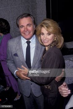 Stefanie Powers and Robert Wagner during Stephanie Powers Honored with a Star on the Hollywood Walk of Fame for Her Achievements in Television at Hollywood Walk of Fame in Hollywood, California,. Get premium, high resolution news photos at Getty Images Hollywood Walk Of Fame, Hollywood Stars, Classic Hollywood, Stephanie Powers, Hart Pictures, Epic Pictures, Robert Ri'chard, Star Wars, Old Actress