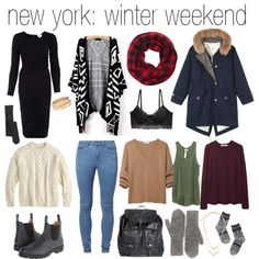 week end new york decembre