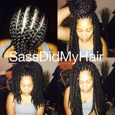 Crochet Hair Memphis : ... crochet braids styling hair with the crochet braids freetress deep
